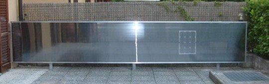 Pannello Solare Aria Calda : Verticali solarair pannelli solari ad aria calda