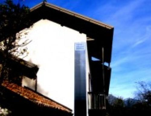 Installazione in verticale