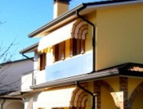 Installazione a balcone
