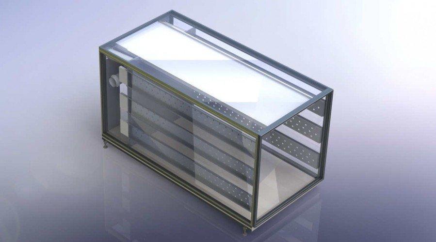Essiccatoio solare
